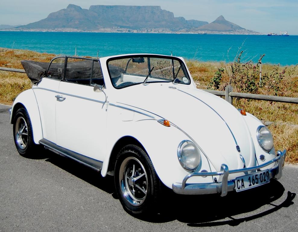 Beetle Hire Cape Town